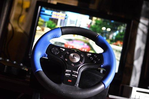 drivingwheel  playstation  videogames