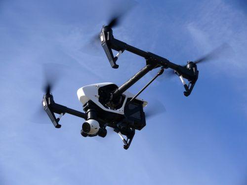 drone multicopter dji