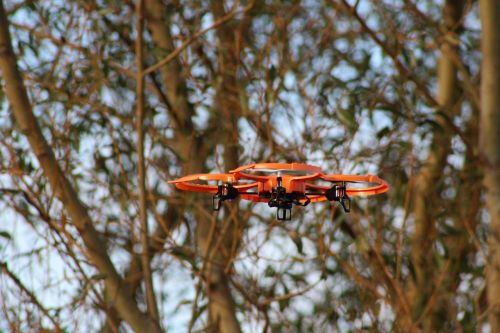 drone flying object fly