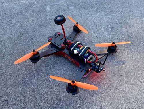 drone quadcopter aircraft
