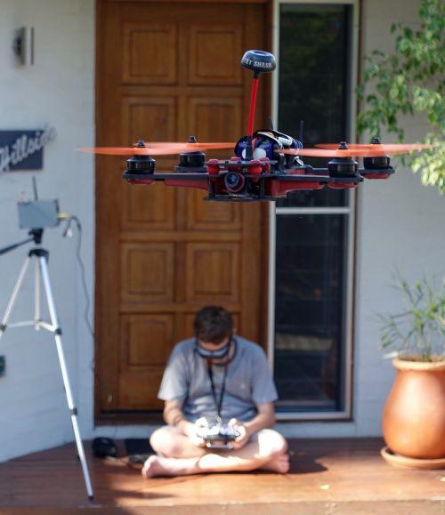 drone quadcopter control