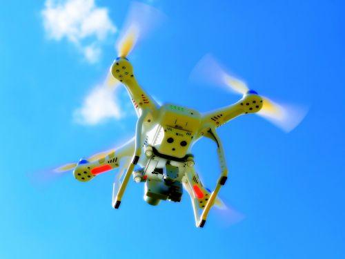 drone quadcopter quadrocopter