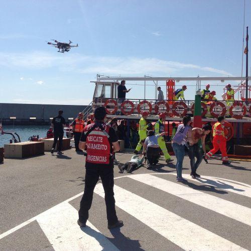 drone rescue emergency