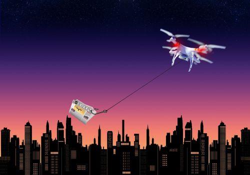 drone uav aerial