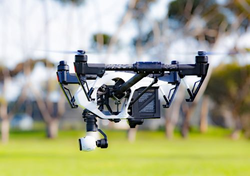 drone aerial technology