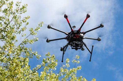 drone hexacopter uav