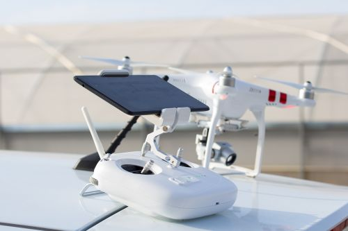 drone remote control antennas