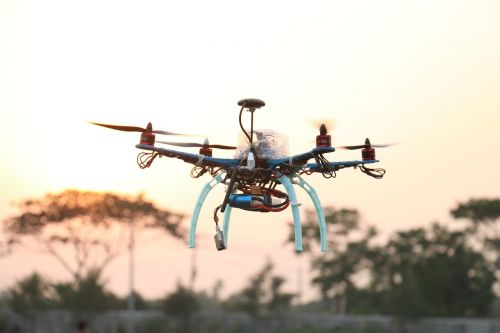 drone quadcopter technology