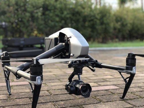 drone  inspire  multicopter