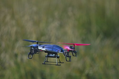drone flying technology