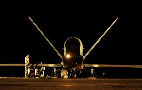 drone airplane maintenance