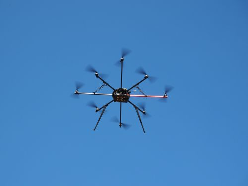 drone helicopter aircraft