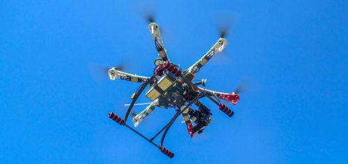 Drone Airborne