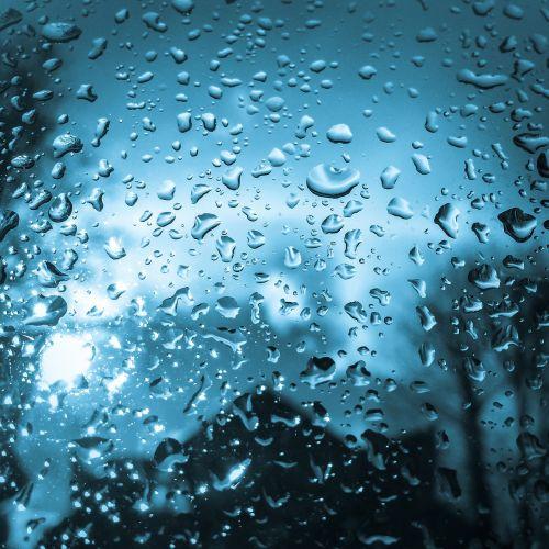 drop of water rain raindrop