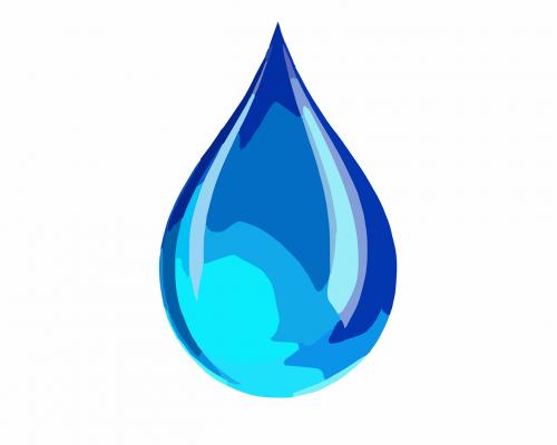 droplet liquid water