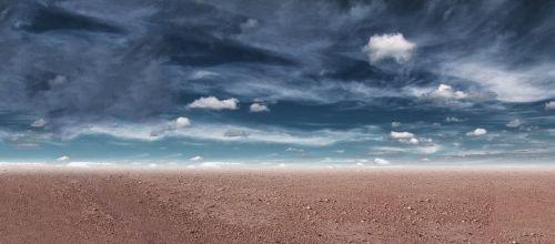 drought desert the dry season