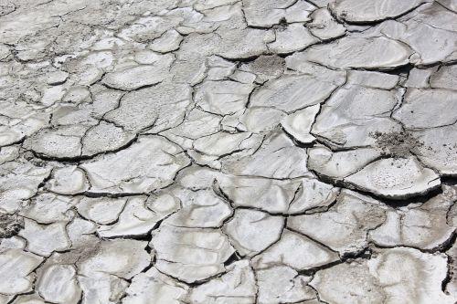 drought soil dry