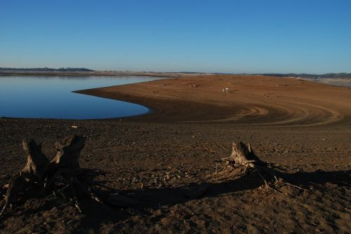 drought dry california