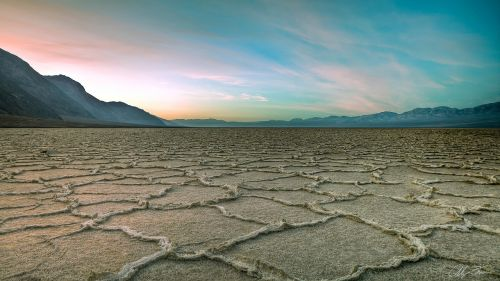 drought arid winter