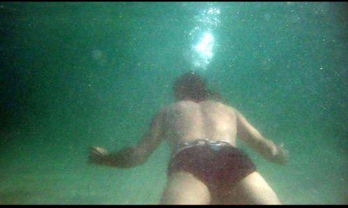 Drowning In Sea