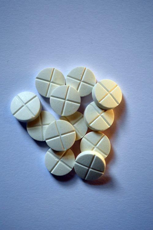 drug stamp tablet