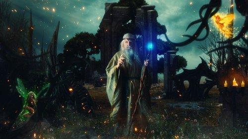 druid  fairies  magic