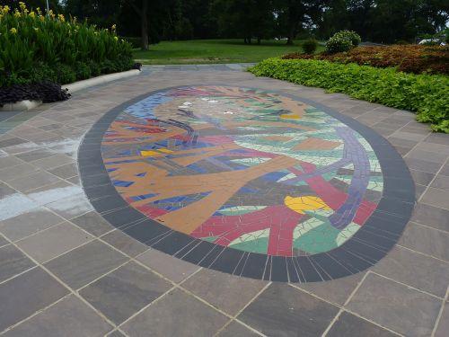 druid hill park conservatory art