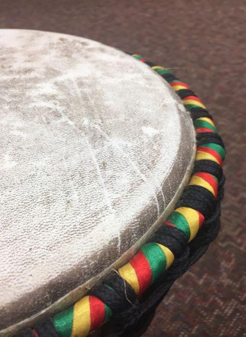 drum djembe instrument