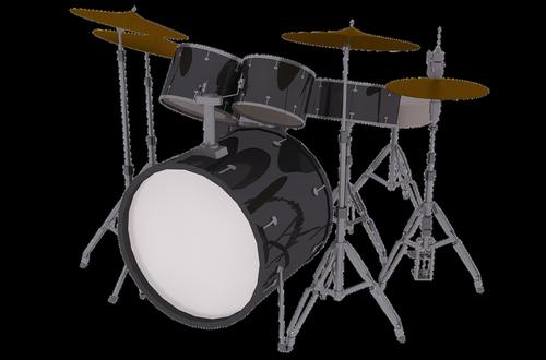drum  music  drummer