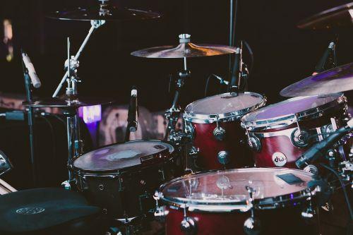 drum set drums musical instruments