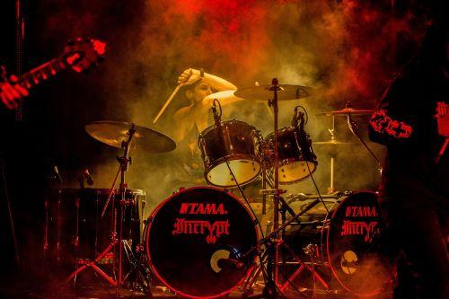 drummer music set