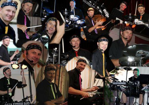 drummer musical band