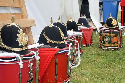 drums band british