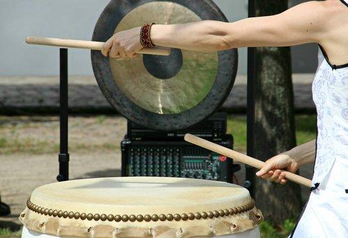 drums  sticks  music