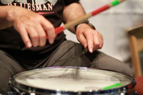 drums concert musician