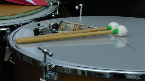 Drums And Sticks