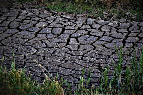 dry  drought  nature