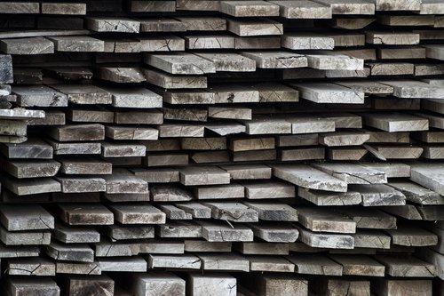 dry  wood  pile