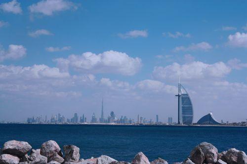 dubai burj al arab emirates