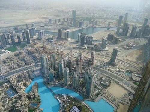 dubai burg khalifa 122 floor