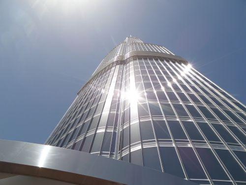 dubai burj kalifa emirates
