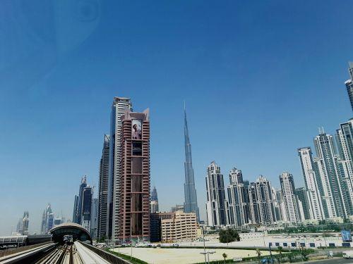 dubai burj khalifa emirates