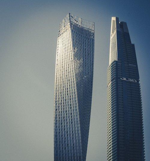 dubai  the skyscraper  skyscrapers