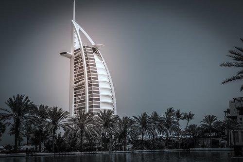 dubai  burj al arab  uae