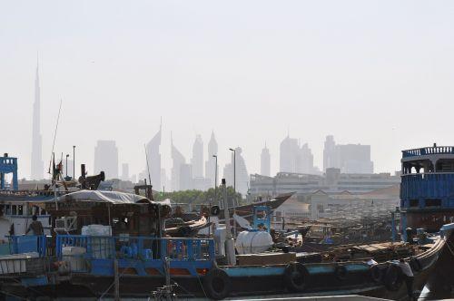 dubai cityscape skyline