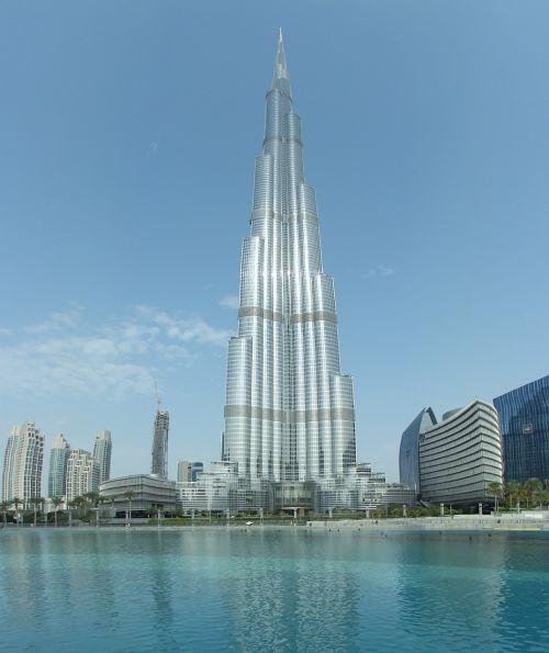 dubai emirates architecture
