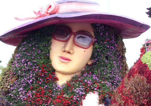 dubai miracle garden garden flower