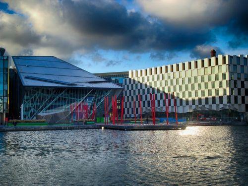 dublin ireland grand canal theatre