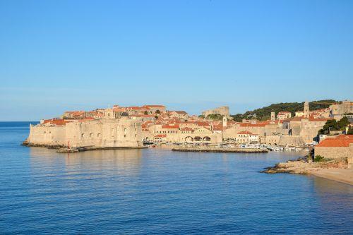 dubrovnik croatia port