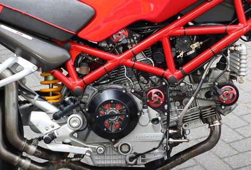 ducati  monster  motorcycle